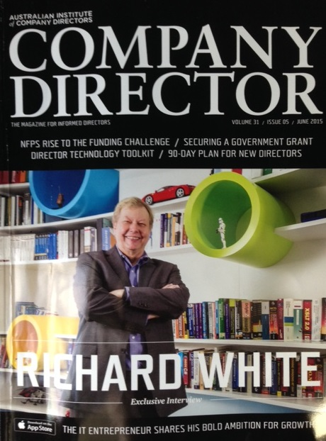 Company Director Magazine June 2015